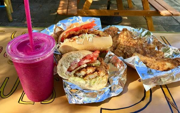 sandwich  tacos  smoothie    acai bowl shop in delray beach